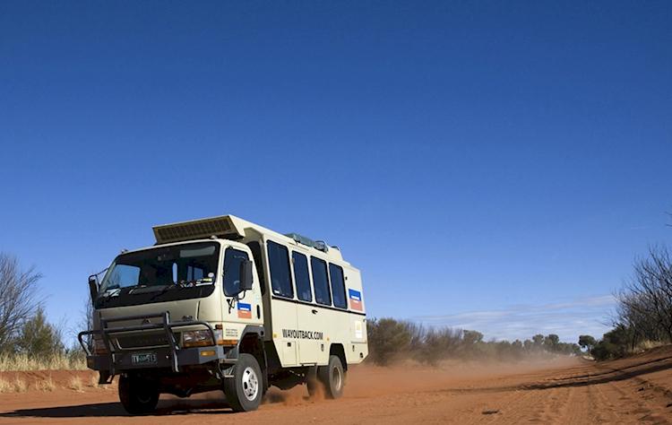 Bus Tour Sydney Ayers Rock